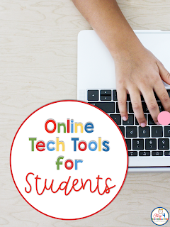classroom tech tools to save time