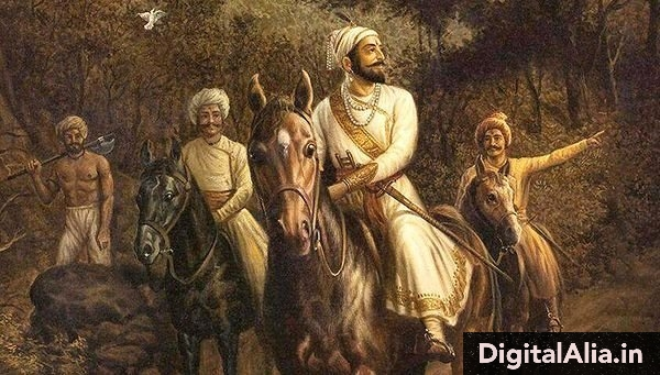 sambhaji maharaj original photo