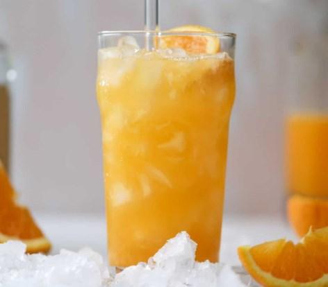 ORANGE CRUSH #drinks #summer