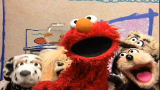 Sesame Street Elmo's World Dogs