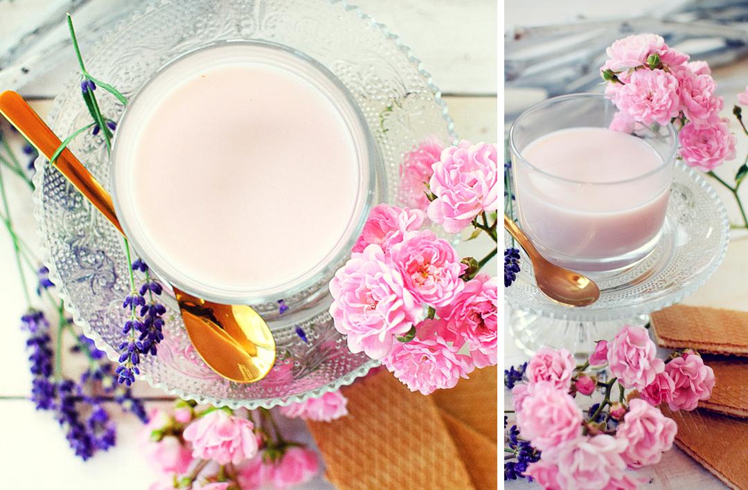 Moonmilk schnell zubereitet