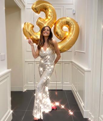 Giorgia Palmas compleanno 39 anni 5 marzo 2021