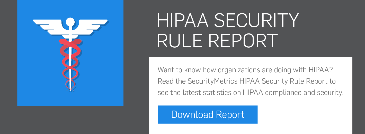 SecurityMetrics HIPAA Security Rule Report