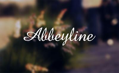 Abbeyline Font