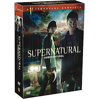 Supernatural 1ª Temporada Completa