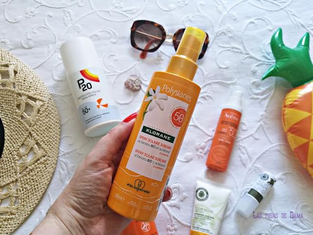 verano sunprotect protección solar solares skincare beauty salud facial corporal labios