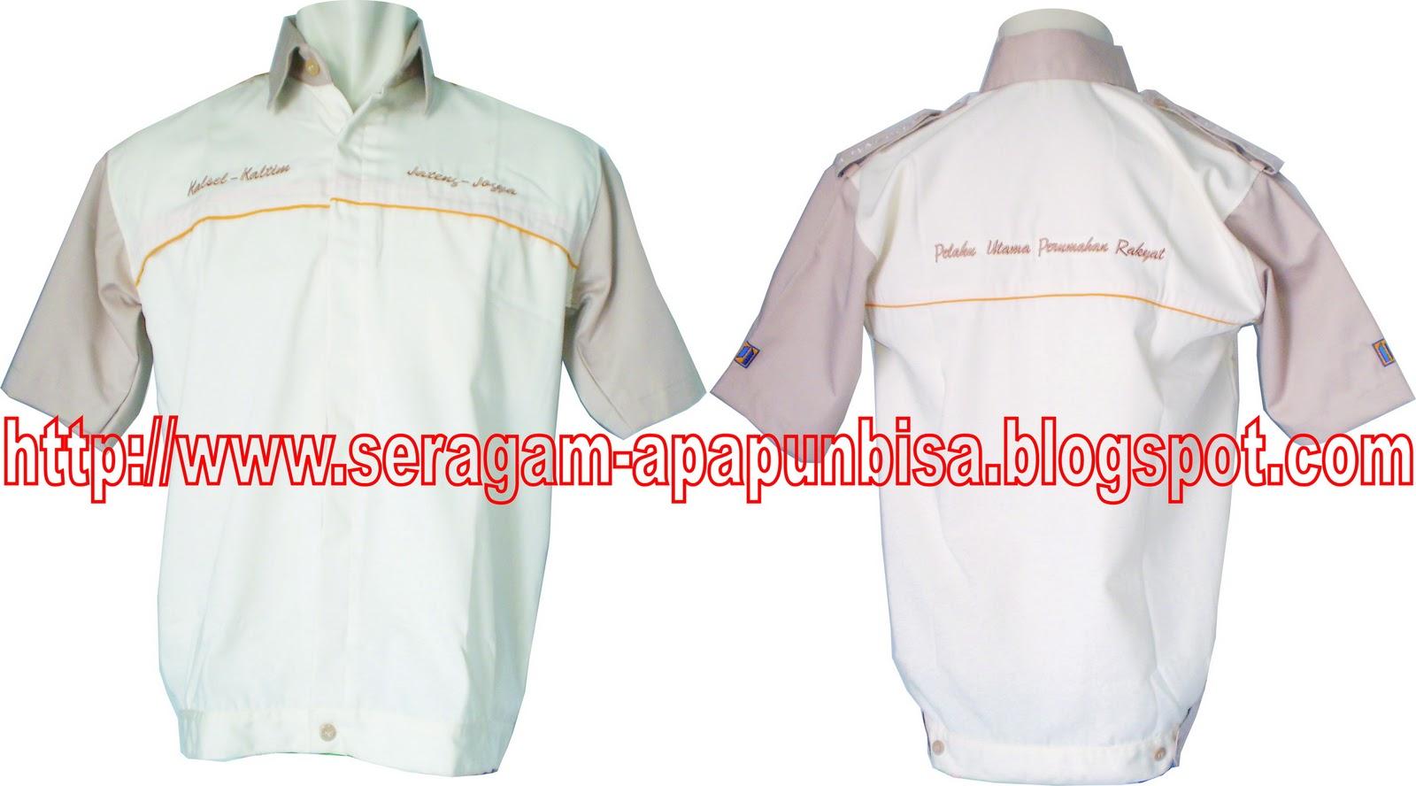 SERAGAM APAPUN BISA Seragam Uniform