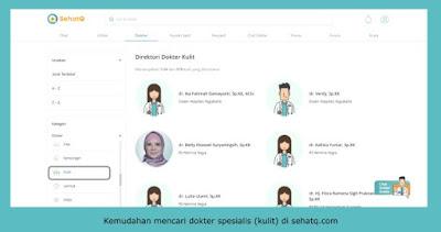 Mudahnya Booking Dokter Ahli Berpengalaman di SehatQ.com