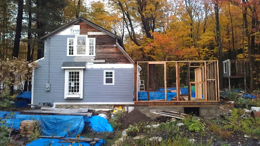 November house addition update