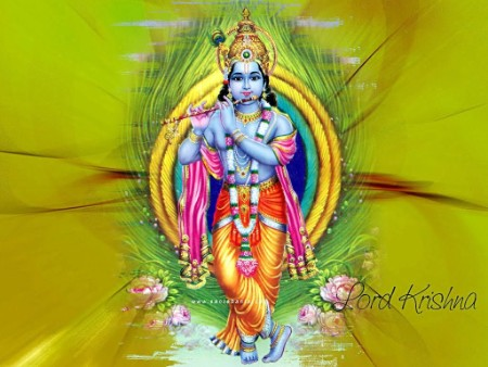 Lord bal krishna Wallpapers