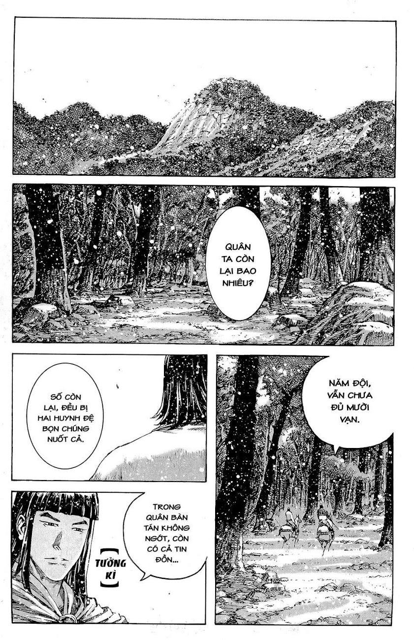 Hỏa phụng liêu nguyên Chương 357: Kẻ thưởng hoa [Remake] trang 5