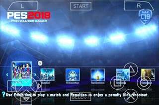 Pes Chelito 2018 PSP Iso Download