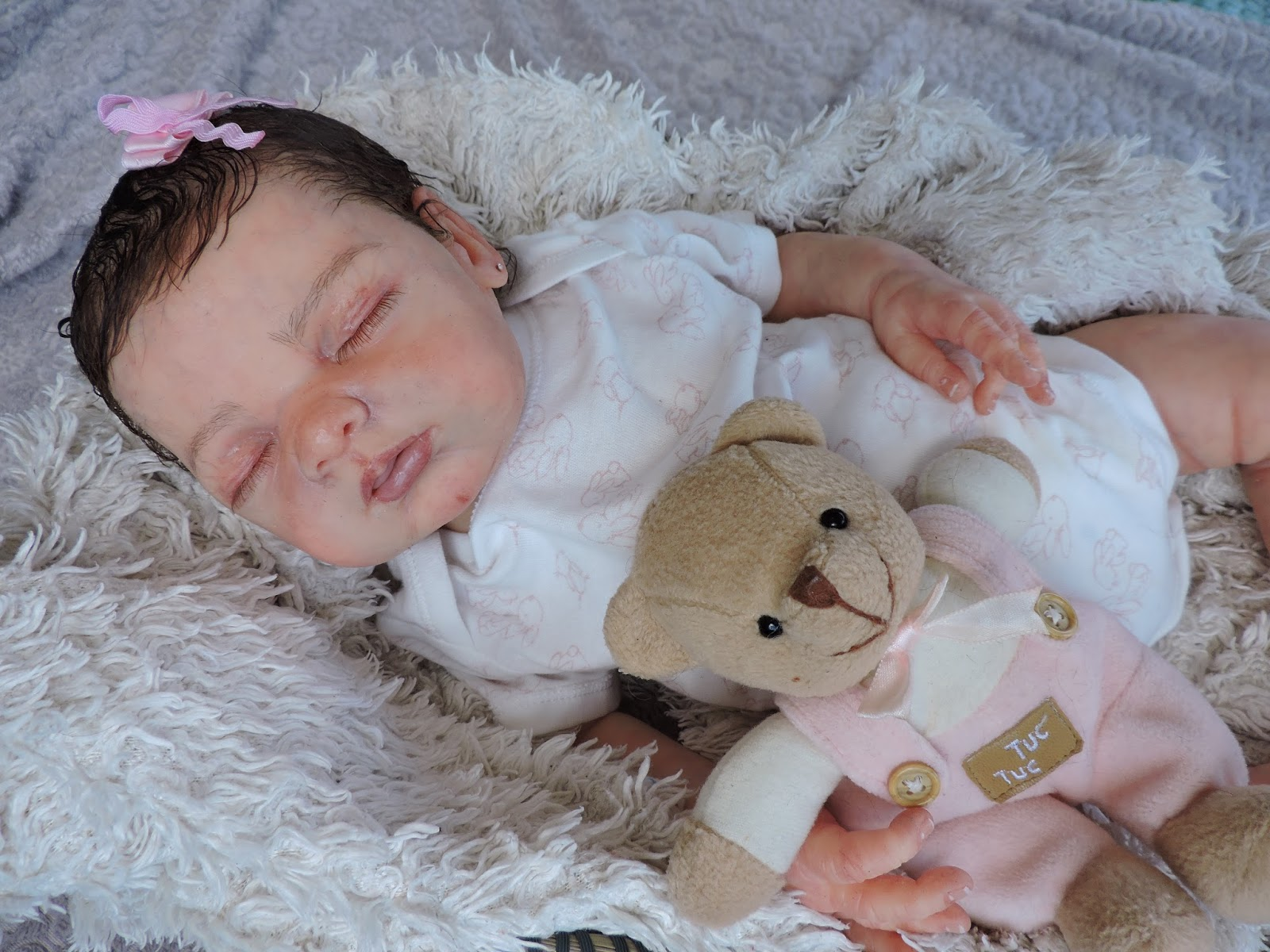 Full Body Soft Solid Silicone Baby Doll Reborn Silicona