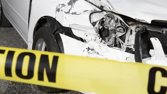 Súlyos baleset történt, teljes útlezárás a 61-es számú főúton