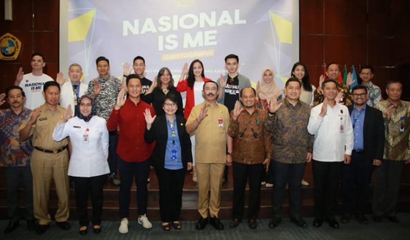 Sekjen Kemendagri: Pancasila Modal Sosial Menjadi Perekat Kesatuan Bangsa