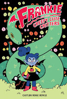 frankie and the creepy cute critters book cover