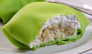 Cara Membuat Pancake Durian Medan