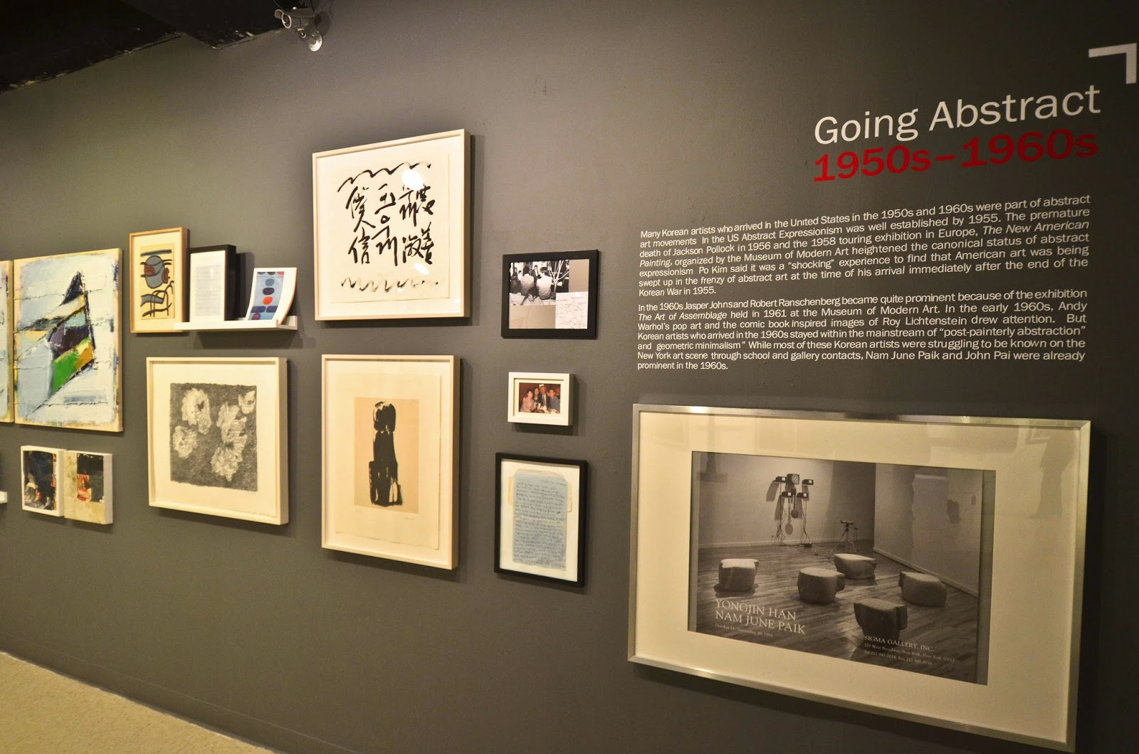 Colouring Time: An Exhibit from the Archive of Korean American