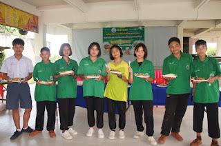 หลักสูตรอาหารไทย 2562