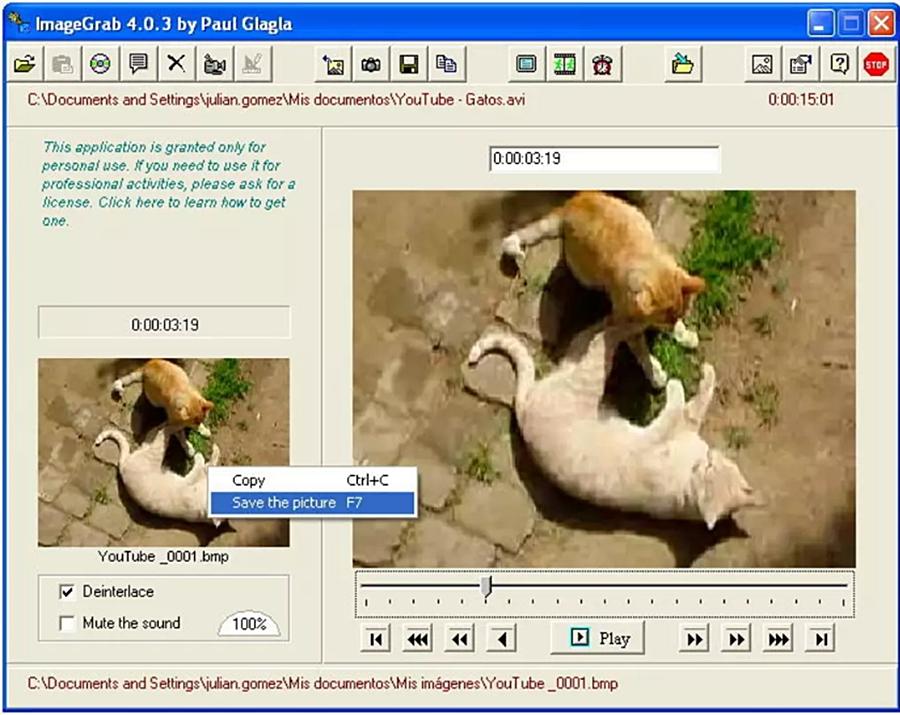 طريقة استخراج الصور من مقاطع الفيديو على الكمبيوتر