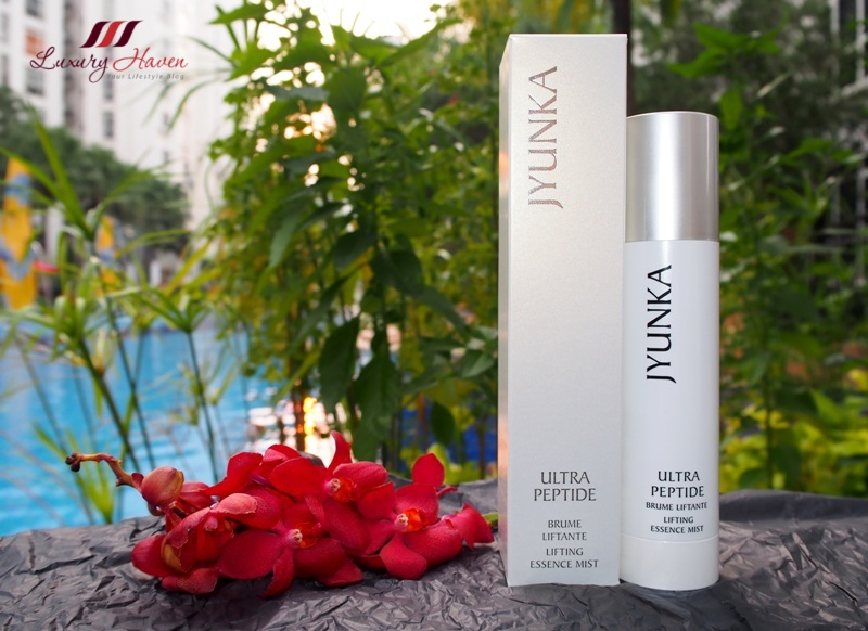 jyunka ultra peptide lifting mist review dipeptide