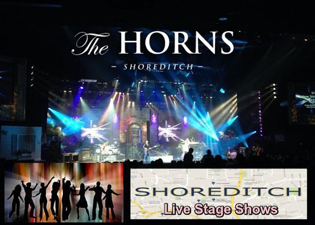 Live Stage shows in Shoreditch