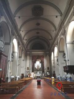Interno - Chiesa - San Domenico
