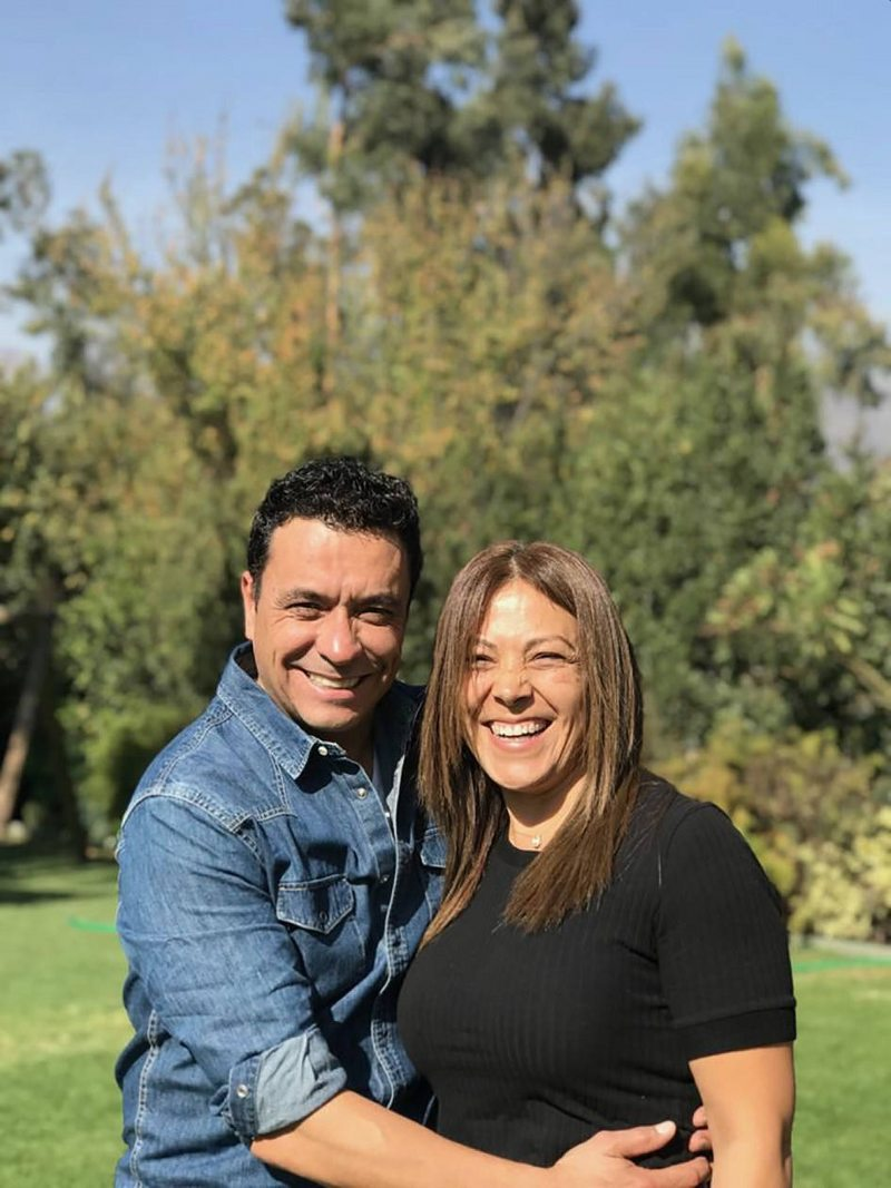 Claudio Palma se acostumbró a los asados en familia