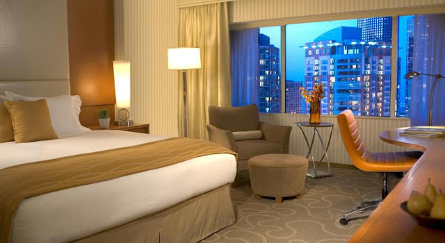 Hotel de luxo Swissotel em Chicago