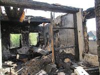 17 мая 2021года в 11:50 на пульт диспетчера 117 пожарно-спасательной части поступило сообщение о пожаре по адресу: город Сухой Лог, ул. Нагорная.