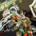 Painted Build: HG 1/144 Full Armor Gundam MSV Colors (Thunderbolt ver.)