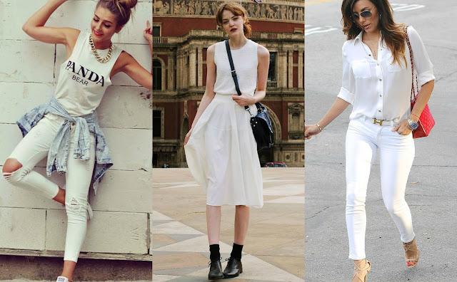 branco é tendência