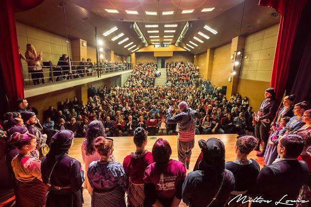 Η Ποντιακή παράσταση «Ζωή και κότα… με χαβίτς και με κορκότα» συνεχίζει στη Λάρισα