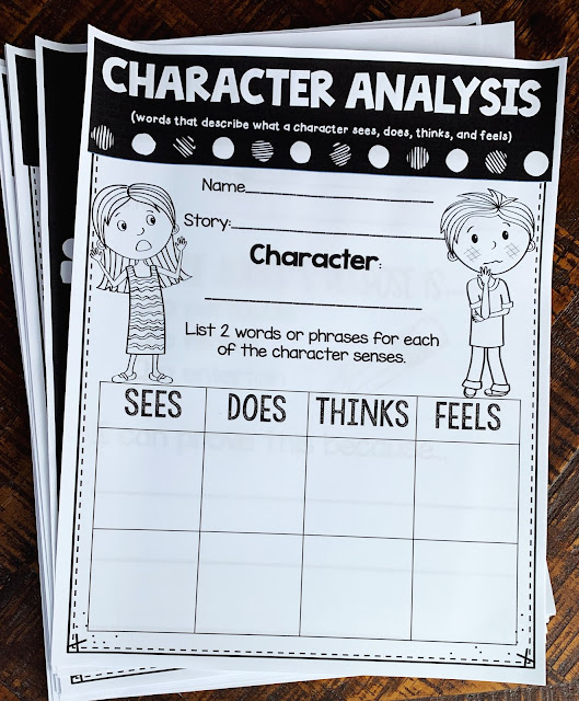 Increase your student's reading comprehension strategies by using these recorded songs, posters, and worksheets.