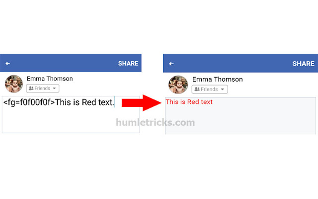 color codes for facebook, color codes for facebook status, color code for facebook blue, color code for facebook background, humbletricks