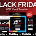 Black sale - Multipurpose Responsive Email Template