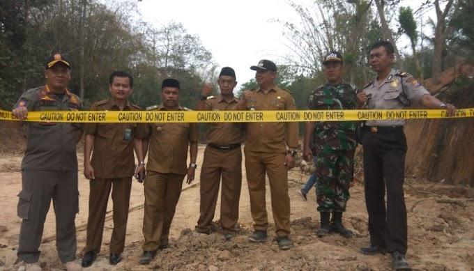 Warga Kelurahan Pancur Apresiasi Penutupan Galian C Ilegal oleh Pemkot Serang
