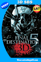 Destino Final 5 (2011) Latino 3D SBS 1080P - 2011