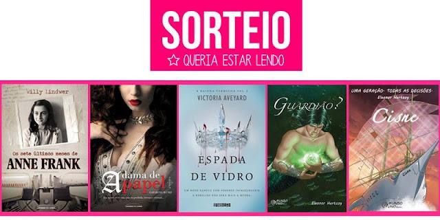 Variedades: Conheça um pouco mais os livros dos sorteios do #MêsdasMulheres