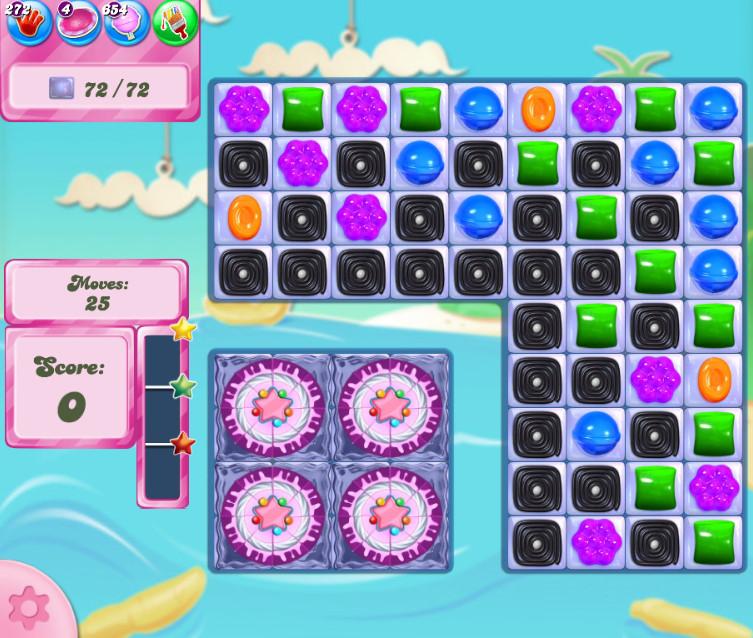 Candy Crush Saga level 2680