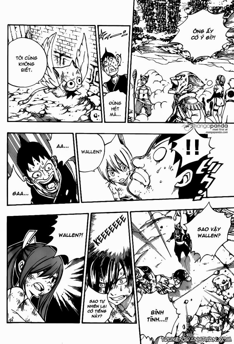 Fairy Tail chap 382 trang 15