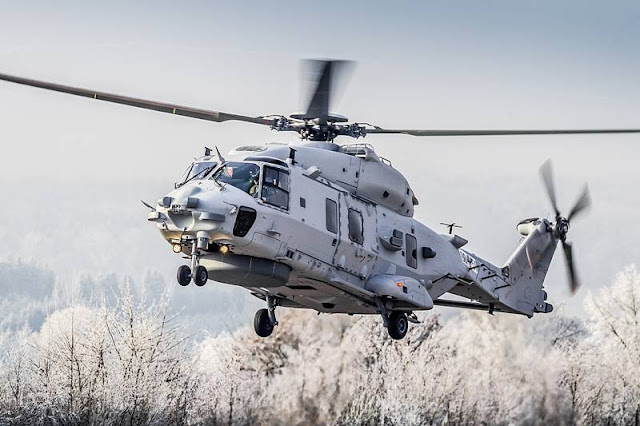 Germany to buy 31 Sea Tiger helicopters