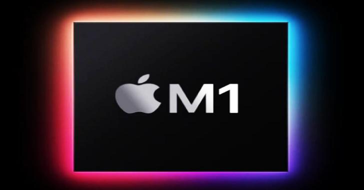 Apple Introduced M1 5nm Octa-Core SoC For MacBook & Mac Mini
