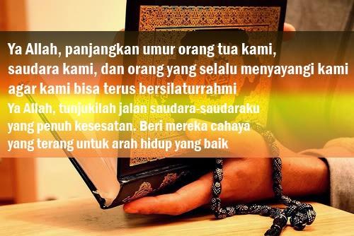 Gambar DP BBM Kata Kata Doa Islami  Indahnya berbagi