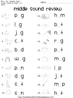 Printables Short Vowel Worksheets printable short vowel worksheets davezan davezan