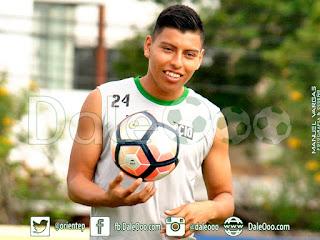Oriente Petrolero - Alexis Ribera - DaleOoo - Copa Conmebol Sudamericana 2017