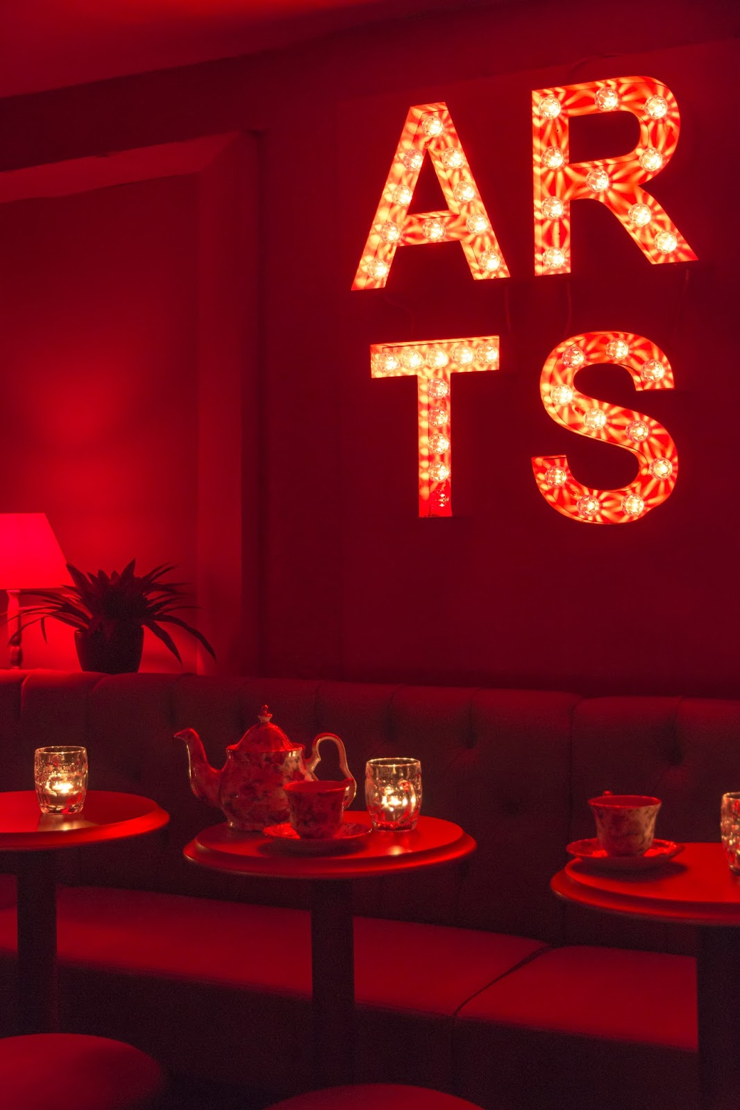 AnnieThing for Food: Soho Arts Theatre Club - Victorian