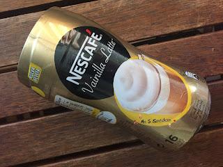Nescafé Vainilla Latte