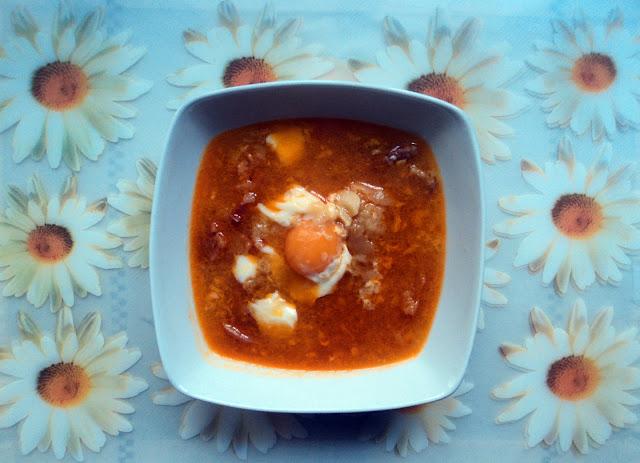 Sopa castellana en thermomix