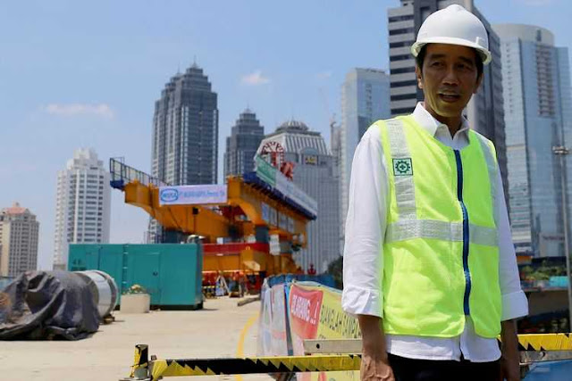Ketika Jokowi Bandingkan Tol Milik China Dan Indonesia